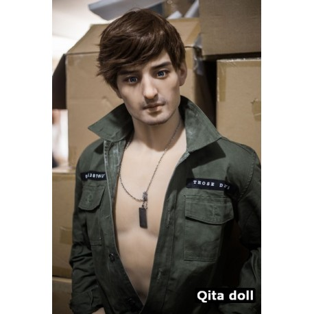 Male Sex doll - Qita doll in TPE - Song – 5.7 (175cm)