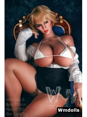 TPE Sex doll from WM DOLL - Héloise – 5.1ft (156cm) M-Cup