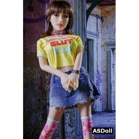 Extravagant real female doll - Abby - 4ft 10 (148cm)