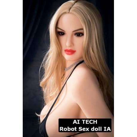 AI Tech Female Robot real doll - Isiris – 5.4ft (167cm)