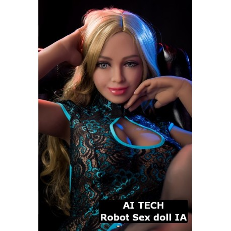 AI Tech Robot Doll with AI - Sonja – 5.2ft (160cm)