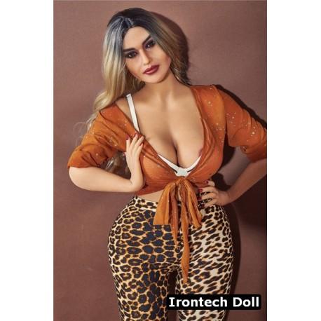 Hispanic love doll in TPE - Monica – 5.1ft (156cm)