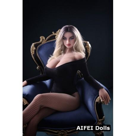 Large big bust AF Doll in TPE - Fahia – 5.6ft (170cm)