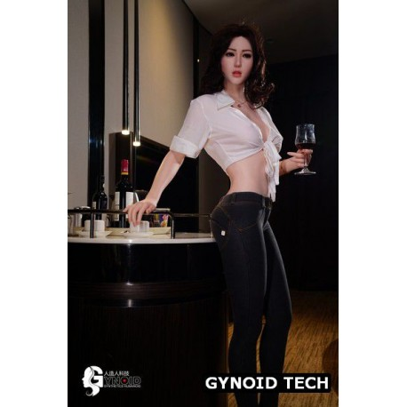 Silicone female model from GYNOID TECH - Ji Xiang – 5.4ft (165cm)