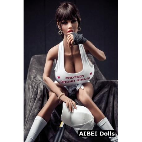 TPE pompom girl from AIBEI Dolls - Bettye – 4.9ft (150cm)