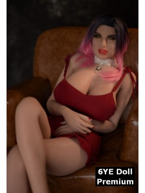 Busty sex doll from 6YE Premium - Romane – 5.3ft (163cm) I-Cup