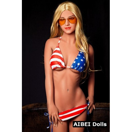 American Girl Doll from AIBEI Dolls - Becky – 5.2ft (158cm)