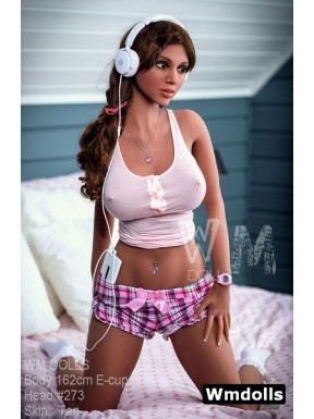 Celebrity doll Wmdoll - Kelsey – 5.3ft (162cm) E-Cup
