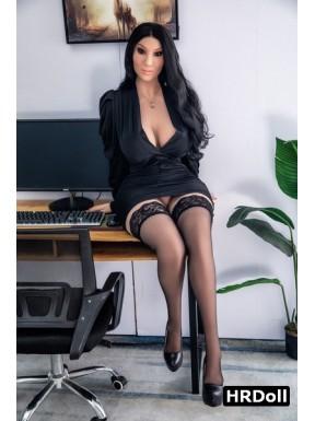 Mature TPE HR Sex doll - Marie-Edith – 5.2ft (162cm)