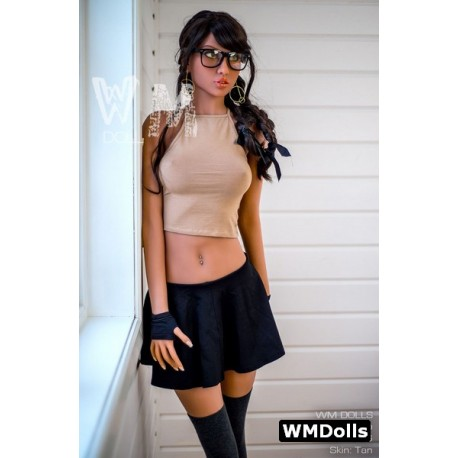 WM Real Sex Doll molded in TPE - Hadley – 5.6ft (172cm) B-Cup