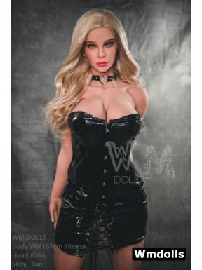 Escort sexy doll from WMDoll - Elesya – 5.5ft (167cm)