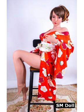 TPE Geisha sex doll - Hoshi – 5.1ft (157cm)
