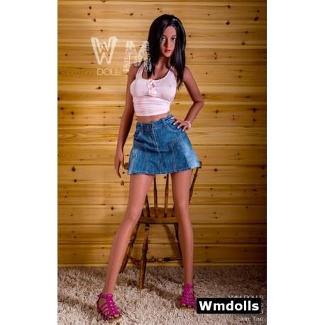 Wmdolls Brunette Love Doll in TPE - Natou – 5.4ft (166cm)