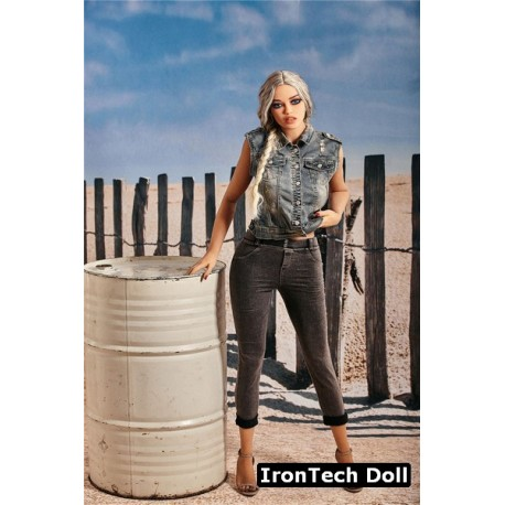Female Soldier IronTechDoll - Jane – 5.2ft (159cm)