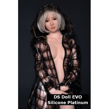 Silicone doll from DS Doll EVO - Chun – 4.7ft (145cm)