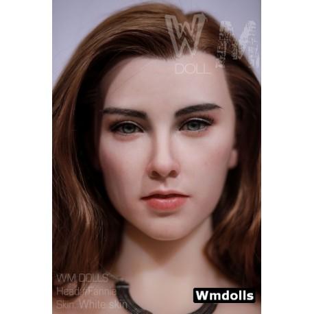 WM face in silicone - Fannie