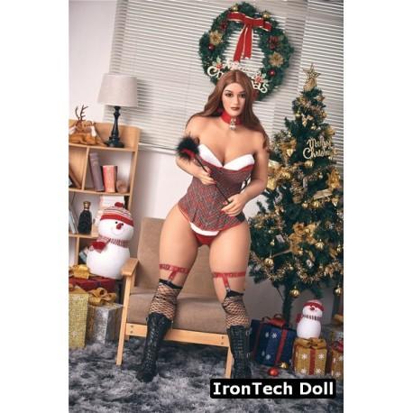 Beautiful Sex doll IronTechDoll - Fiona – 5.1ft (156cm)