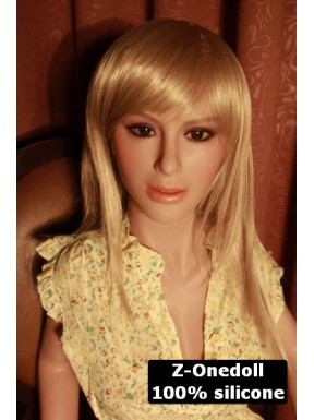 Full silicone real doll - Kaori – 4.9ft (150cm)