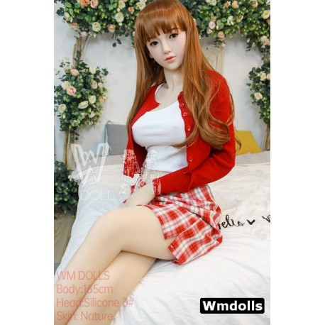 WM Doll sex doll with Head 3 in silicone – 5.4ft (165cm)