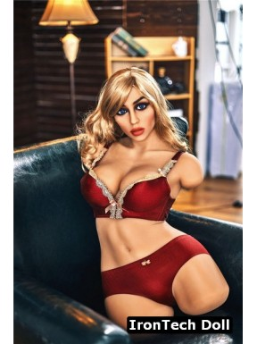 IronTechDoll Torso Sex doll - Natalia – 2.9ft (90cm)