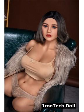Sex bust by IronTech Doll - Julia – 2.9ft (90cm)