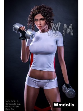 Sexy Fitness Instructor - Izabela – 5.6ft (172cm) D-Cup