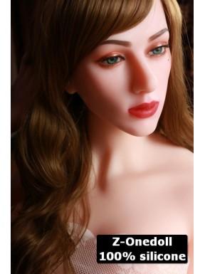 Silicone sex doll - Yukika - 5.6ft (170cm)