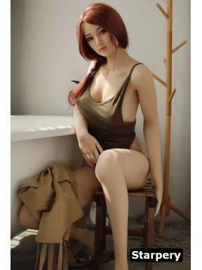 Hybrid Real Doll TPE 3.0 Silicone Head - Meng - 171cm C-CUP