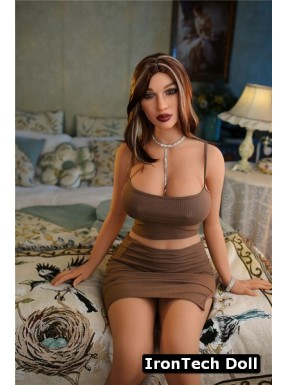 Cute Girl from IronTechDoll - Kama – 5.3ft (161cm)
