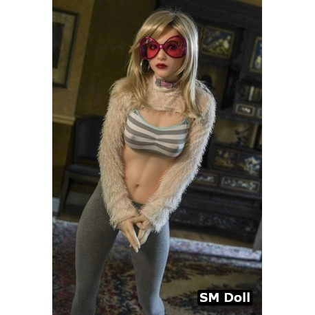 SMDoll in full silicone - Turid – 5.1ft (156cm) C-Cup
