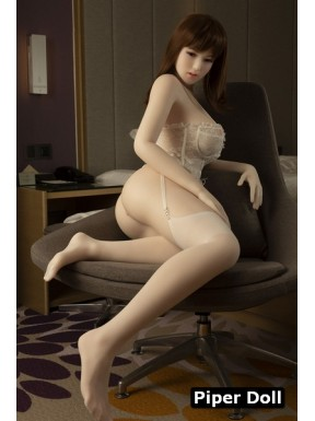Silicone Piper Doll in lace lingerie - Risako – 5.2ft (160cm) H-Cup