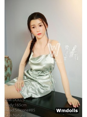 WM Doll Hybrid with Head 85 in silicone – 5.4ft (165cm)
