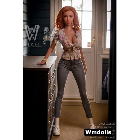 WM Sex Doll - Lokelani – 5.3ft (162cm) F-Cup