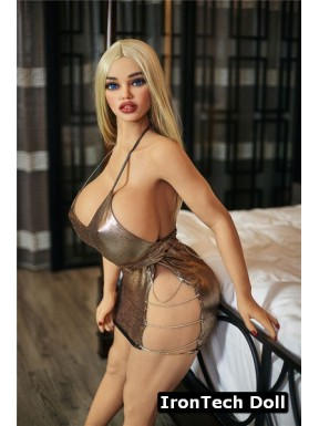 SexDoll with big breasts from IronTechDoll - Jane – 4.6ft (140cm)