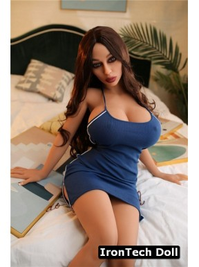 Doll with big breasts - Natalia - 5ft (154cm) Plus