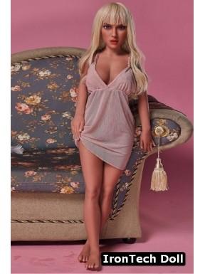 Mini mature sex doll IronTechdoll - Voila – 3.8ft (115cm)