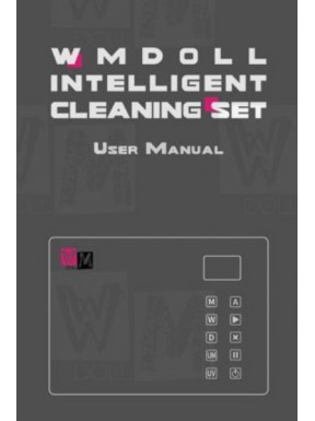 Smart cleaning Box from Wmdoll