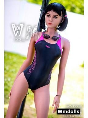 Perfect Pussy WM Doll - Angele – 5.4ft (166cm)