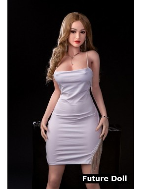 Future Sex Doll molded in silicone - Ananda – (163cm) F-Cup