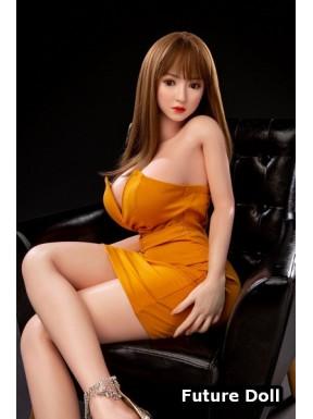 Future Love Doll molded in silicone - Asmita – (163cm) F-Cup