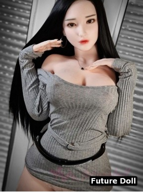 Asian FutureDoll molded in silicone - Erity – (163cm) F-Cup