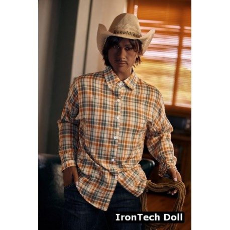 Male Sex doll from IronTechDoll - Charles – 5.7ft (175cm)
