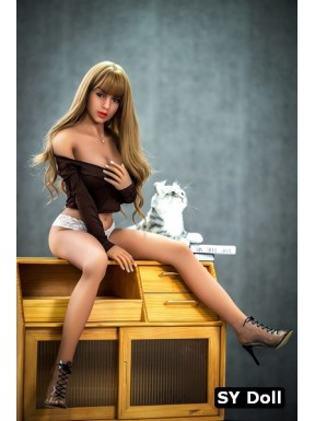 Lovely doll from SYDoll - Piera - 5.2ft (158cm) C-Cup