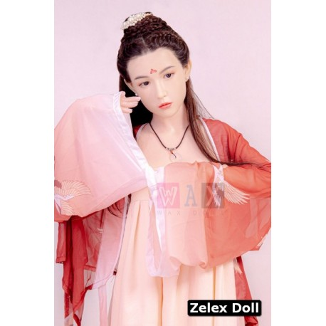 Asian Realistic Love Doll from Zelex - Soledad – 5.4ft (165cm)