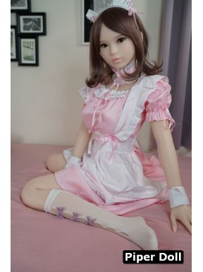 Silicone Piper Doll - Phoebe Normal Ear – 4.3ft (130cm)