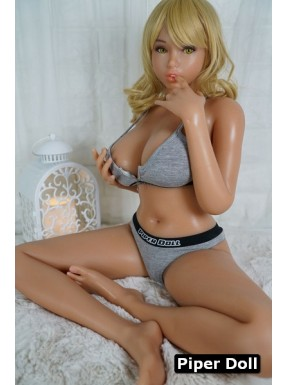 Piper Doll silicone small-scale love doll - Ariel – 3.3ft (100cm)