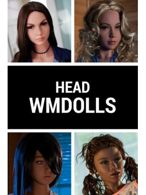 Sex doll Head - WMDOLLS