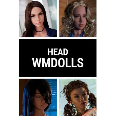 Sex doll Head - WMDOLLS