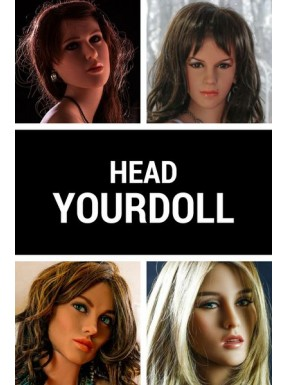 Sex doll Head - YOURDOLL