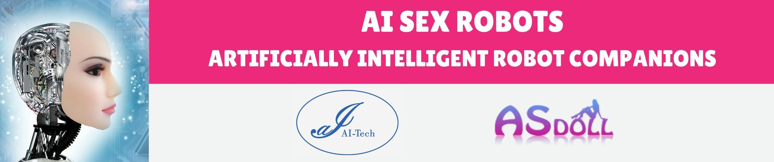 Sexbot IA – Sex Robot & Realbot Doll